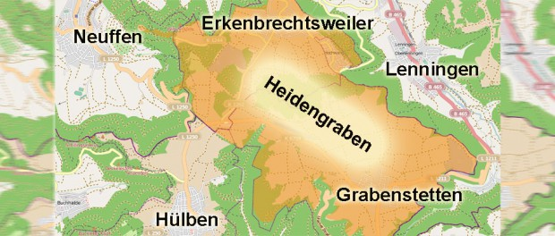 Slyder-Karte_Region-Heidengraben
